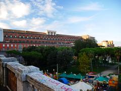 Napoli (CeBepuH) Tags: italy geotagged campania ita napoli naples vomero neapol  geo:lat=4083444536 geo:lon=1425080689