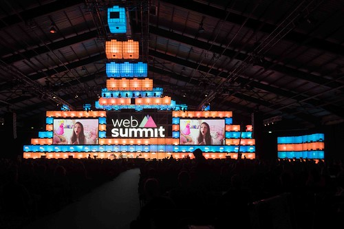 THE WEB SUMMIT DAY TWO [ IMAGES AT RANDOM ]-109869
