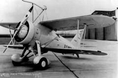 F9C-2 Sparrowhawk BuNo 9056 (skyhawkpc) Tags: 1932 aircraft aviation navy naval usnavy usn sparrowhawk curtiss 9056 f9c2