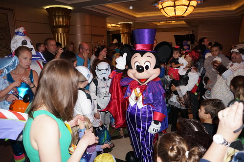 "Mickey Mouse at Mickey's Mouse-querade Party • <a style=""font-size:0.8em;"" href=""http://www.flickr.com/photos/28558260@N04/23032851686/"" target=""_blank"">View on Flickr</a>"