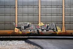 Tars (Revise_D) Tags: graffiti graff freight revised tars fr8 bsgk benching fr8heaven fr8aholics fr8bench benchingsteelgiants