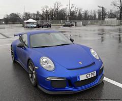Deep Blue (Bonnie_Supertramp) Tags: blue blu 911 porsche monza 991 gt3 porschegt3 worldcars bonniesupertramp