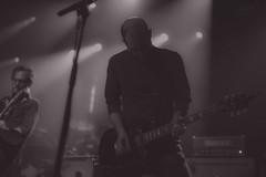 Restorations @ Webster (ObedientFlora) Tags: music newyork contrast dark emo grain earthy shows philly concerts atmospheric websterhall shoegaze reverb restorations posthardcore