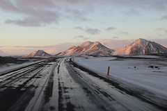 road in iceland (srouve78) Tags: glace neige verglas snow route road islande iceland