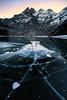 ...black ice... (Hugi Photography) Tags: switzerland alps blackice mountains oeschinensee kandersteg