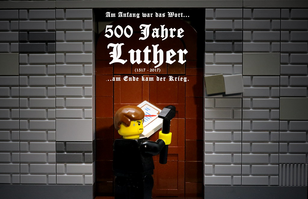 The World's Best Photos of lego and reformation - Flickr Hive Mind