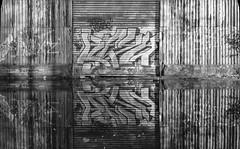 VoigtlanderBessaII-AgfaAPX25-exp2005-Rodinal-14min-4 (photo:::makina) Tags: exportrollei voigtländer bessa ii color heliar water reflection street art agfa apx 25 rodinal yourbestoftoday