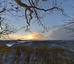 Winter impressions of Schwarzer Brand N°14 (Bernhard_Thum) Tags: bernhardthum thum schwarzerbrand franken h5d60 hcd4824 sunsetlight nature winter daarklands caviardreams rockpaper