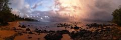 Hawaii Sunset at Low Tide (BBMaui) Tags: sunset beach ocean sand hawaii maui wailea ulua keawakapu tide