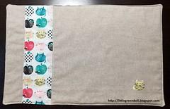 6706-Individuales-MugRug (Silvia LGD (Little Green Doll)) Tags: crafts patchwork fabrics telas dashwoodstudio handmade hechoamano individual mantelitoindividual placemat mugrug posavasos coaster individuales linen lino