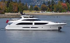 Black Gold (John W Olafson) Tags: blackgoldyacht westportyacht yacht vessel boat vancouver coalharbour
