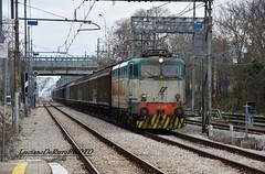 E655 047 Caimano (luciano.deruvo) Tags: trenomerci e655 e655047 fs caimano rfi treitalia ferroviedellostato