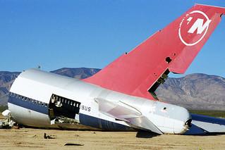 Northwest 747 N609US