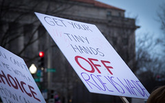 Womens March DC-20170121-TW Meetup _ 20170121 _ KMB_0420 (kevinbarry7) Tags: womensmarch washington dc feminism dump trump protest capital resist mall pence devos love trumps hate
