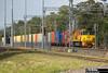 12 October 2016 2824 YC49 Port Curtis Rd Port Curtis (RailWA) Tags: railwa philmelling queensland 2016 october 2824 aurizon rock hampton port curtis junction