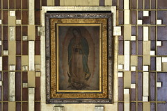 Mama Mary (Lawrence OP) Tags: ourladyofguadalupe guadalupe pilgrimage 2017 tilma miracle ourlady blessedvirginmary