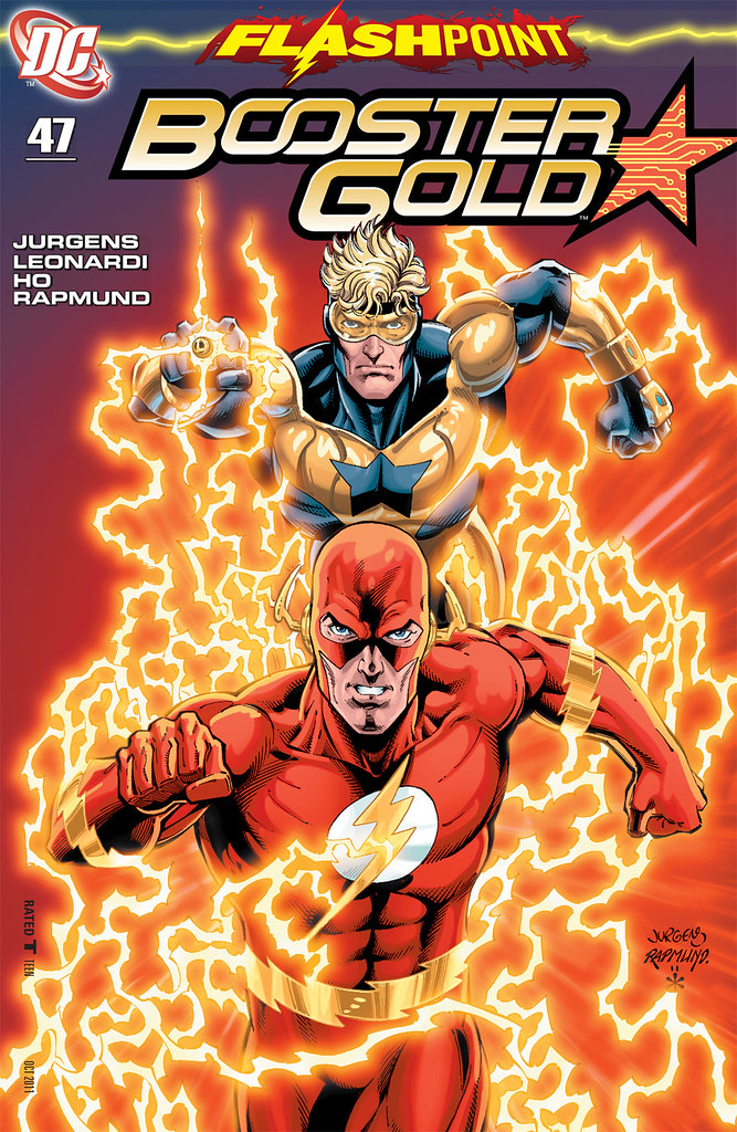 Booster Gold (2007) #47