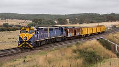 2017-01-19 CFCLA C502-C508 Joppa Jn 2294 (deanoj305) Tags: goulburn newsouthwales australia au cfcla stored wagons chay cqwy c502 c508 2294 joppa junction