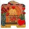 Valentine made in Germany (katinthecupboard) Tags: febuary14 valentinesday valentine vintagevalentine