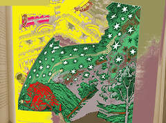 Pondering the Universe Beyond the 3-Brane (byzantiumbooks) Tags: werehere hereios flammarion stars escape pondering self