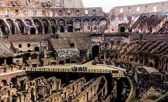 Gladiator Entrance (SuecoBetto) Tags: betto suecobetto canon camera photography travel europe italia italy rome europa view from colisseum gladiators entrance public place turistic