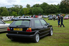 Scottish VAG Show 2015 (<p&p>photo) Tags: 1991 1990s 90s h904mon black volkswagen golf gti vwgolfgti volkswagengolfgti golfgti vw vag vdub dub volkswagenaudigroup chatelherault country park chatelheraultcountrypark chatelheraultpark hamilton southlanarkshire lanarkshire scotland uk showandshine showshine shownshine car classic auto motor motorcar show rally display carshow classiccarrally classiccarshow summer july 2015 july2015 worldcars