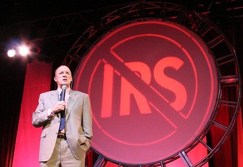 Take on IRS