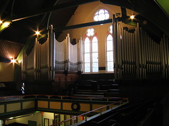 East Gallery (roath_park_mark) Tags: church southwales wales cardiff victorian organ baptist theparade tredegarvillebaptistchurch tredegarville