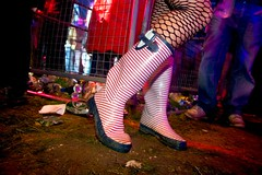 raver wellies #25 (lomokev) Tags: red white hot color colour feet stockings grass festival rouge legs boots low stripe ground fishnet tights rubber wellingtonboots wellies hifi galoshes wellingtons gumboots fishnetstockings rainboots wellingtonboot fishnettights ratseyeview hififestival rota:type=showall rota:type=accessories rota:type=lowlight rota:type=portraits file:name=crw5955 published:title=hotshots hotshotspagenumber49
