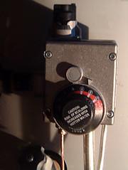 water heater part