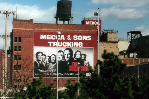 В чем сила сюжета сериала Sopranos