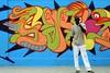 Arte em Havana (let's fotografar) Tags: people muro interestingness arte gente grafiti havana cuba pichado
