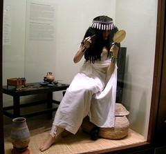 Style on the Nile (Maia C) Tags: sculpture toronto ontario statue museum nikon egypt egyptian rom royalontariomuseum comment maiac