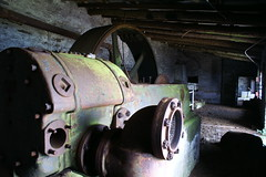 Compressor (abstract_effects) Tags: industry june wales machine 2006 slate snowdonia 06 quarry wfc northwales dinorwig gogleddcymru abstracteffects