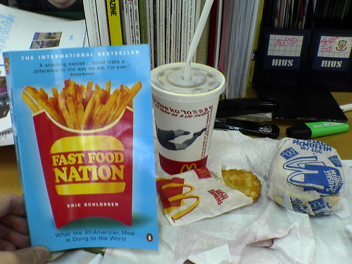 Fast Food Nation & McDonald's