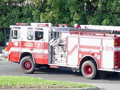 VA Beach fire engine