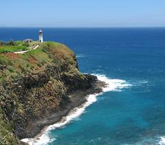 Kilauea Lighthouse (sarahkim) Tags: ocean blue lighthouse hawaii pacific kauai kilauea