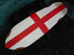 flag board (dave_easty) Tags: longboard