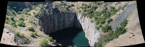 Rovos Rail, The Big Hole, Kimberley