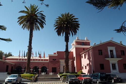 Hotel Libertador por Hazelbrae.