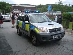 Tayside Police - Toyota RAV4