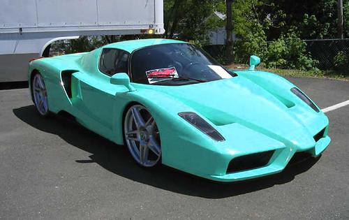 Ferrari F60 Top Image