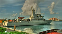 HMBS Bahamas - by FotoDawg