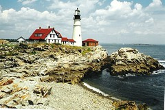 PORTLAND HEAD LIGHTHOUSE (MIKECNY) Tags: lighthouse coolest