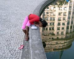 Cade o Norte ??? (jcfilizola) Tags: rio agua centro criana reflexo nikonstunninggallery artlibre