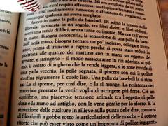pag. 137 (hidden side) Tags: book libro books libri leggendo underworld lettura delillo ubderworld