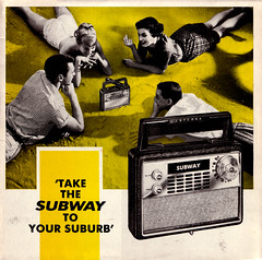 various artists | take the subway to your suburb