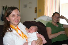 Marlene holding Baby Max (Phil Scoville) Tags: max marlene maryann scoville