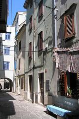 Piran straat2 (Dabje2005) Tags: piran slovenija slovenie2006