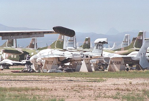 EA-6A Rotting away at AMARC